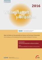 Studie Wissenschaft weltoffen 2016: Deutschland profitiert von internationaler Wissenschaftlermobilität