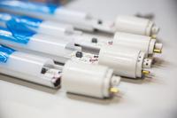 Die Kappe, die LED-Röhren sicherer macht