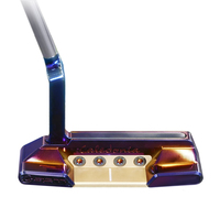 """Neu: Limited Edition 2016 - Caledonia bietet Putter ab sofort als Sondereditionsmodell """"Multicolour"""" an"""