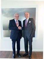 Präsidentenwechsel des Rotary Clubs Köln am Rhein: Wir waren dabei.