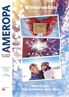 Winterträume auf 140 Seiten: Ameropa-Reisen sorgt für erlebnisreiche Festtage und Pistenspaß