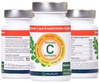 Neuheit bei Valuelife: Vitamin C Komplex