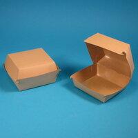 Moderne To Go Verpackungen wie in großen Fast Food Ketten