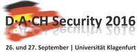 D-A-CH Security 2016 - Konferenz zu Themen der IT-Sicherheit