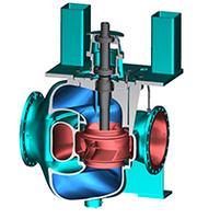showimage Colfax zeigt große Seewasser-Pumpe und Turn-Key-Regelsystem auf der SMM