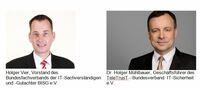 Zwei Expertennetzwerke ergänzen sich: BISG geht Partnerschaft mit TeleTrusT ein