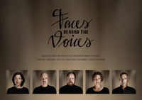 """Fotograf Marco Justus Schöler auf Deutschlandtournee mit Hollywoods bekanntesten Stimmen """"Faces Behind the Voices"""" - seit 18.07. in Kiel"""