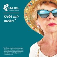 Umfragen bestätigen SALJOL: Produkte auf den Punkt.