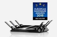Netgear Nighthawk X6 zum besten WLAN-Router in Europa gewählt