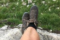 Messers Alpentour: 3 Wochen Fußmarsch sind erfolgreich beendet