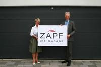 ZAPF steht für Garagen