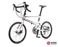 TAIWAN Excellence prämiert Faltrad REACH R20 von Pacific Cycles