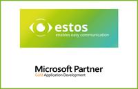 """estos erneut als Microsoft """"Gold Partner Application Development"""" zertifiziert"""