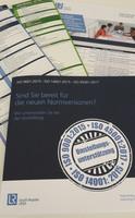 Neues Toolkit für die ISO 9001:2015/ ISO 14001:2015