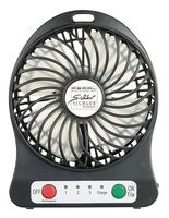 Sichler 2in1 Akku-Tisch-Ventilator mit Powerbank-Funktion