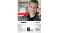 Ergänzungskatalog von Junkers Bosch kommt im August