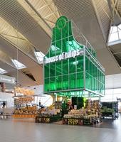 Grob Hubgetriebe am Amsterdamer Flughafen Shiphol