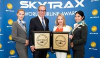 Air Astana feiert Skytrax Erfolg zum fünften Mal in Folge
