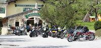 Motorradurlaub in Österreich im Motorradhotel Laudersbach