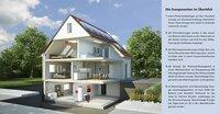 Infrarotheizung im Neubau mit Photovoltaikanlage