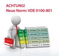 Neue Norm in der Elektroplanung: VDE 0100-801