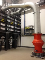 Innovative Ventiltechnik minimiert Explosionsrisiko bei Filteranlagen