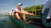 Comeback wäre ohne die Osteopathie nicht möglich gewesen / VOD: Interview mit Andreas Kuffner, Olympiasieger, Welt- und Europameister im Ruder-Achter