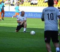 Glänzendes Fußballfest mit Mario Basler