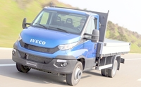 Sparsamer IVECO Daily CNG