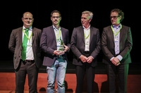 "Controlware erhält Veeam Award ""Fastest Growth of the Year 2015"""