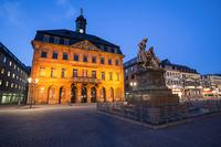 Arbeiten in Frankfurt - Leben in Hanau