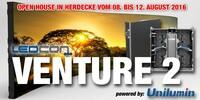 Jetzt bei publitec mieten  VENTURE 2 (powered by Unilumin) setzt neue Maßstäbe für 2,6 mm LED!