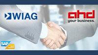 Die ahd übernimmt den SAP-Goldpartner WIAG