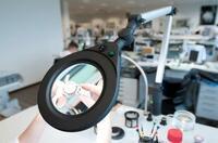 LENSLED: Neue Lupenleuchte von LED2WORK