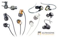 Ultrasone In-Ears kompatibel mit Otoplastiken - maßgeschneiderter Hörgenuss für mobile Musikliebhaber und professionelle Anwender