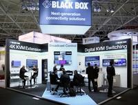 Black Box auf der IBC: Virtualisierung und High Performance KVM