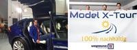 Woydowski GmbH - Elektrische Europatour mit dem Tesla Model X