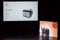 HP PageWide XL und DesignJet Drucker überzeugen Red Dot-Jury mit Funktionalität und Design