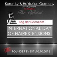 Hairfusion + Karen Ly läuten den Tag der Haarverlängerungen ein