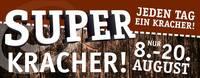 JEDER TAG EIN SUPERKRACHER