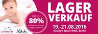 Berlin: windeln.de-Lagerverkauf mit satten Rabatten von 50-80%