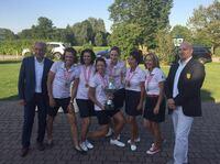 Titelgewinn für KGC Dellach bei den Österreichischen Mannschaftsmeisterschaften 2016