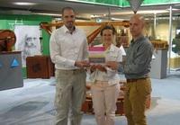 Deutsches Museum Bonn bedankt sich bei amcm für Mitgliedschaft im Förderverein WISSENschaf(f)t SPASS