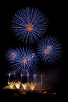 showimage NICO Europe illuminiert den Rhein mit 8 Feuerwerken