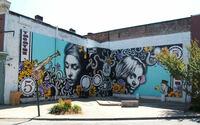 Richmond: Freiluft-Kunst an 100 Wänden