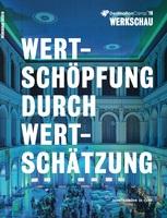 Deutschlandtourismus: Wertschöpfung durch Wertschätzung