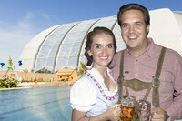 Wiesn meets Tropen: Oktoberfest im Tropical Islands