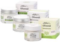 Wirkungsvolle Gesichtspflege mit Olivenöl Intensivcreme