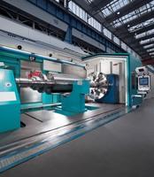 Heinrich Georg Maschinenfabrik: New machining centers save 40 percent of machining time