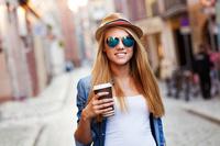 Das Auge trinkt mit - Coffee to go Becher bei Pack4Food24
